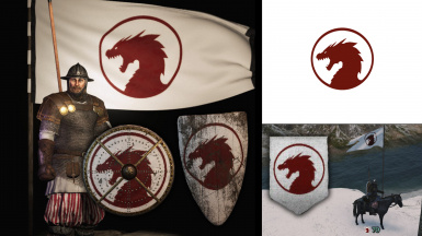 Dibujor's Bannerlord Banner Pack