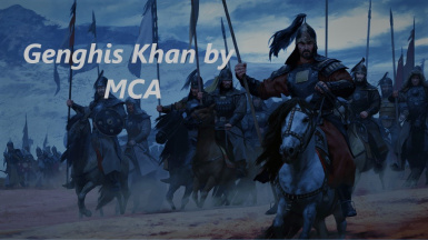 Genghis Khan by MCA
