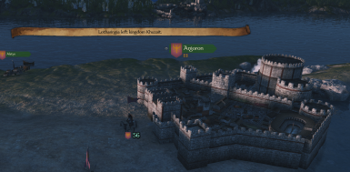 Configurable Relations Penalty for Leaving A Kingdom