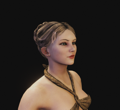 Female Character Preset Pack