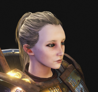 H's female preset 1