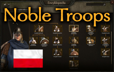 Noble Troops - Spolszczenie (Polish translation)