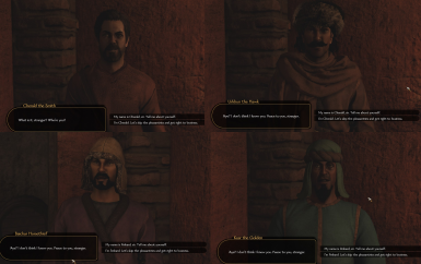 Male Companions (Rng)