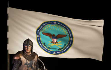 US Department of Defence Seal - Bannercode