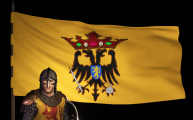 Holy Roman Empire of the German Nation Flag - Bannercode