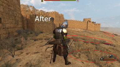 Siege Ladders Remover