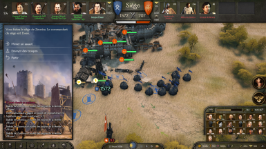 Destructible Siege Towers and Rams
