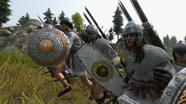 Amazons of Calradia - A New Minor Faction
