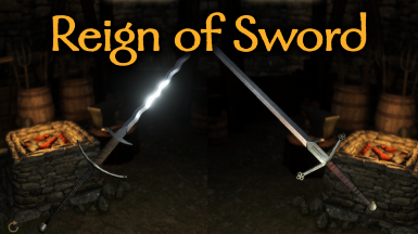 Reign of Sword - new weapons pack