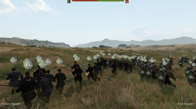 Recruits and t2 infantry