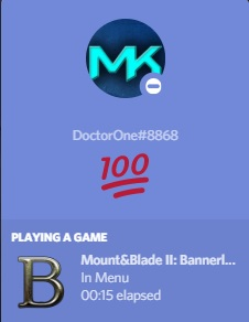 Discord RP for Bannerlord