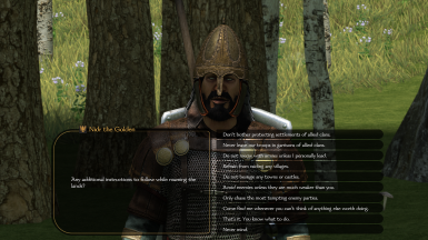 Party AI Overhaul and Commands Continued
