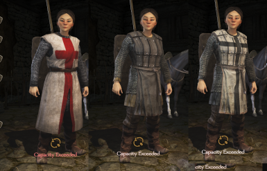 Calradia Rising Forces Armory