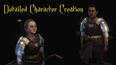Detailed Character Creation TR 1.5.9