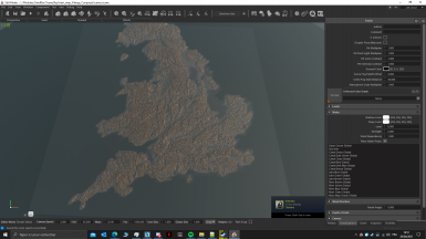 New World Map (in work)