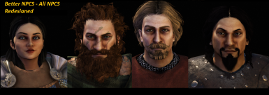 Better NPCS - All NPCS redesigned