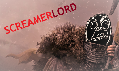 Screamerlord - Command soldiers with your voice