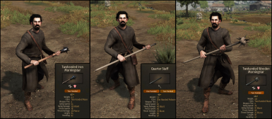 New crafted gear to loot from CS-troops