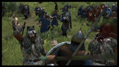 Example Faction: Barbarians