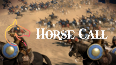 Horse Call - Call Your Horse NOW WITH CONFIG