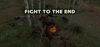 Fight to the End