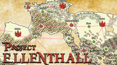 Project Ellenthall Fantasy Overhaul For Bannerlord ALPHA
