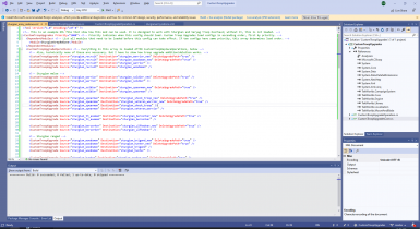 The config file that makes all the changes.