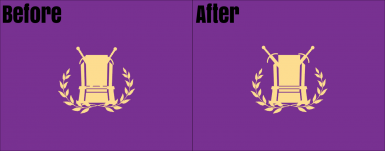 Neretzes before and after