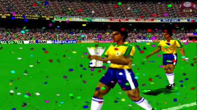 super rochanido soccer 64 vs screen
