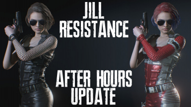 Jill - Resistance Costume Pack