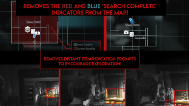 Exploration Mode (DEMO ONLY)
