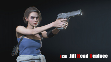 Jill Head Replace by dA9