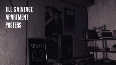 Jill's Vintage Apartment Posters