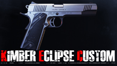 Kimber Eclipse Custom ll