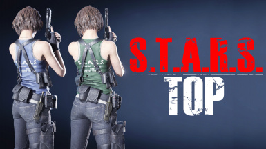 S.T.A.R.S. Top for Jill