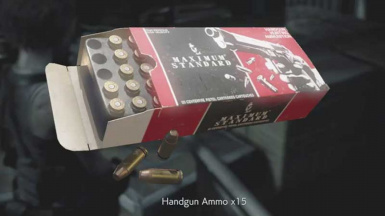 Increase ammo capacity for infinity MUP and CQBR