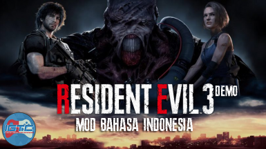 Resident Evil 3 Demo Bahasa Indonesia
