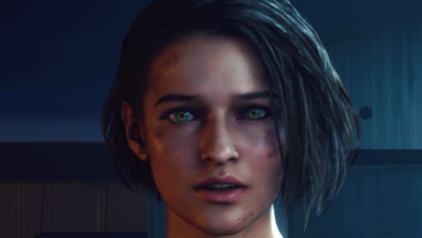 Different Eye Colours for Jill