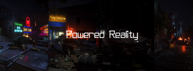 Powered Reality