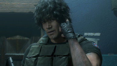 Various Appearance Options For Carlos At Resident Evil 3 2020