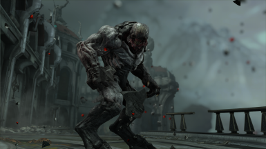 DOOM 3 Hell knight