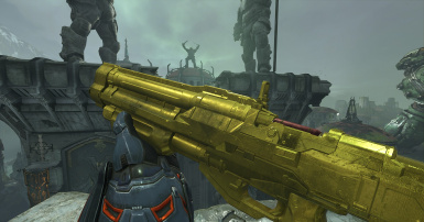 Gritty Gold Weapon Pack