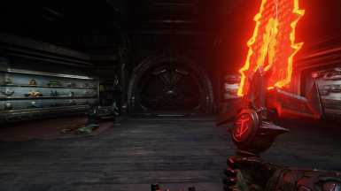 Hellforged First Person