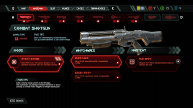 Arsenal - Combat Shotgun