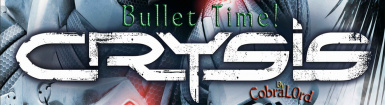 Crysis Bullet Time