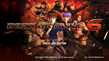 DoA6 7 DoA5 Backgrounds