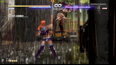 DoA6 Unforgettable (Rain Fall)