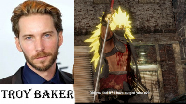DoA6 Voice Replacement Troy Baker as ENG Hayabusa v.50
