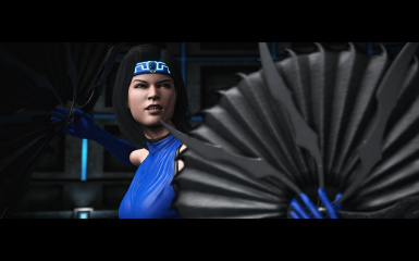Enhanced Klassic Kitana