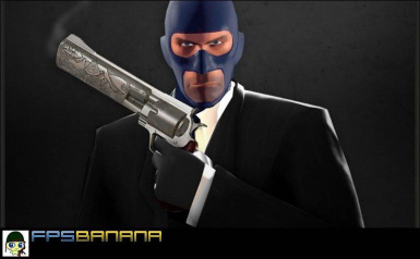 Team Fortress 2: Black Spy (v1.0)